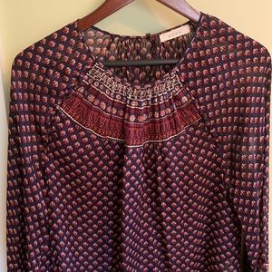 Doen Manzanita top. Size medium.